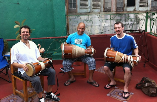 Colin Daimond Bata Cuba 2012