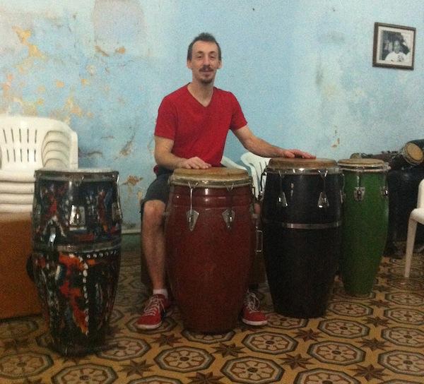 Colin Daimond Congas Tumbadores Cuba