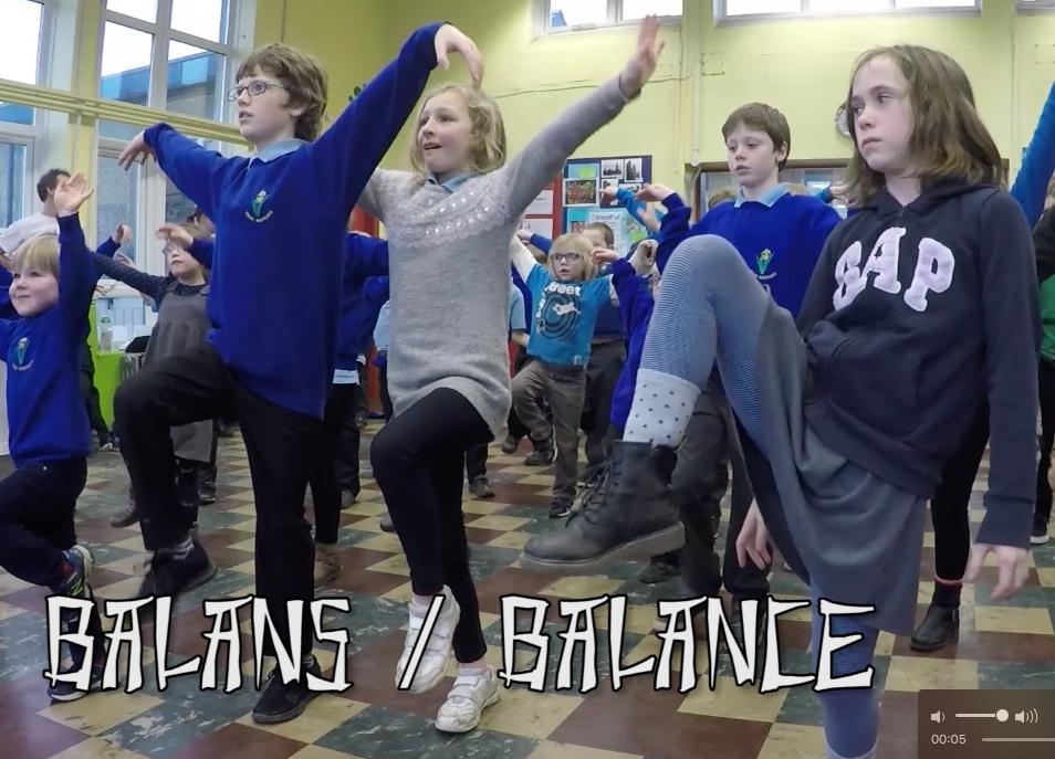 Cwtch Balans Balance
