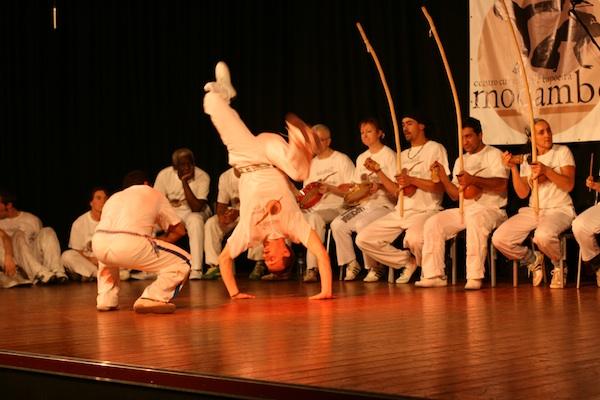 Batizado Capoeira Mocambo 2011